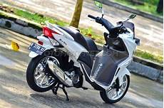 Spacy Modif by Ketika Honda Spacy Dimodifikasi Ala Nmax Mau