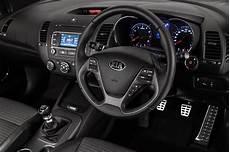 Kia Cerato Interior The 2014 Kia Cerato Koup Review