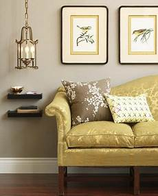 living rooms sherwin williams analytical gray gray walls yellow silk sofa stained