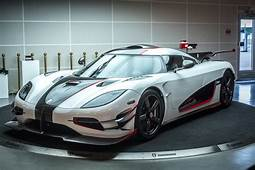 Koenigsegg One1 Makes North American Debut At Monterey