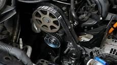 Vw Golf 1 6l Zahnriemenwechsel Motor Bse Bsf Ccsa Cmxa