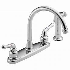 peerless kitchen faucet parts was01x two handle kitchen faucet