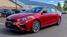 2020 kia forte gt complete walkaround review
