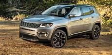2018 Jeep Compass Unveiled At La Motor Show Here Next Year