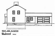 side view house plans simple house plans view placement home plans blueprints