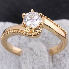 2015 new fashion classic s design wedding ring studded cz rings for in wedding bands from