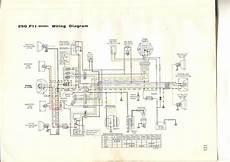 73 75 Kawasaki F11 Wiring Motorcycles Electrical