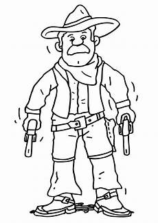 Malvorlagen Kostenlos Cowboy Cowboy Ausmalbilder Ausmalbilder F 252 R Kinder Arbeits
