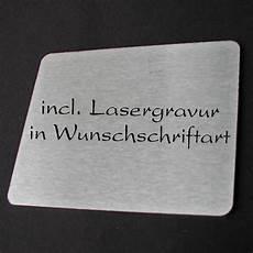 edelstahl namensschild ms10080 mit gravur in wunschschriftart