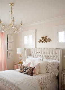 White Pink And Gold Bedroom Ideas by Pink And Gold S Bedroom Makeover Bedroom Pink