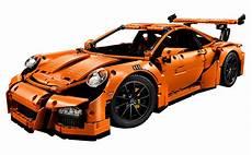 The Lego Technic Porsche 911 Gt3 Rs
