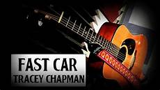 Fast Car Tracy Chapman Guitar Breakdown Lesson How