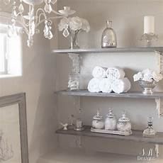 bathroom shelves decorating ideas diy bathroom shelving tutorial summer