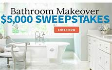 bathroom makeover sweepstakes better homes and gardens bathroom makeover sweepstakes