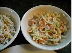 creamy coleslaw with bell peppers   red onion_image
