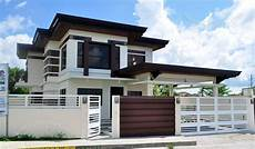 2 storey house plans philippines modern 2 storey bungalow design with images