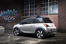 is the opel adam rocks concept the next buick invicta for