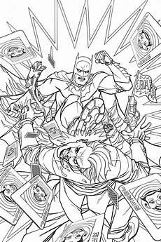 Batman Malvorlagen Novel Dc Comics January 2016 Solicitations With Images