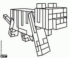 Tier Malvorlagen Minecraft Ausmalbilder Ozelot Ein Minecraft Tier Zum Ausdrucken