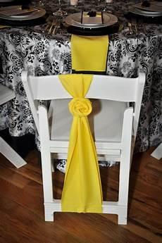 alternative chair sash idea chair covers wedding