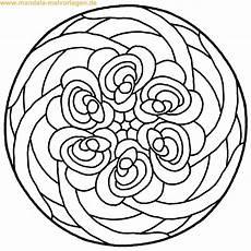 Malvorlagen Mandalas Blumen Malvorlagen Mandala Blumen Ausmalbilder