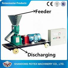 small farm use manufactures feed pelletizer mill animal feed pellet machine in pellet
