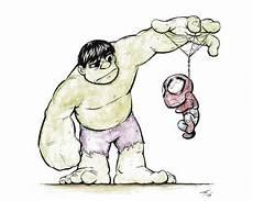 lil baby junior kid superheroes marvel drawings