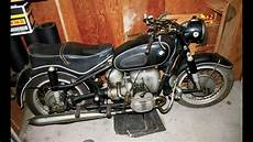 a bmw motorcycle story
