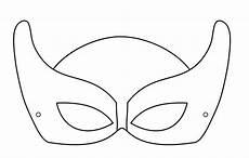 printables superhelden masken masken vorlage