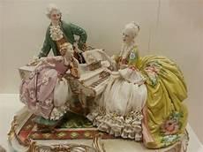 ladario porcellana di capodimonte porcellana di capodimonte concerto in famiglia