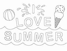 happy summer holidays coloring pages printable 17614 happy summer coloring page getcoloringpages