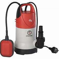 pompe d 233 vacuation eau et eau charg 233 e sterwins 500