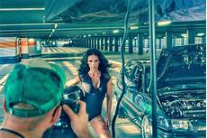 Miss Tuning 2016 Calendar Features Liane