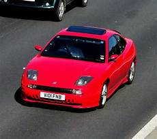 fiat coupe 20v turbo plus seen on the m4 in newport