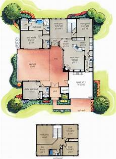 new orleans style house plans with courtyard pin by addie johansen on golf course courtyard house