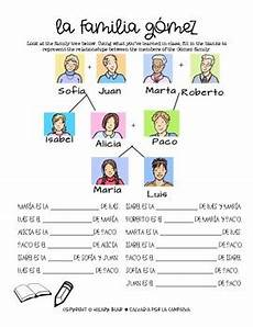worksheets la familia 18350 la familia notes worksheet by salvada por la cana tpt