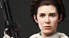 prinzessin leia wars princess leia gameplay in wars battlefront at 1080p
