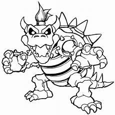 Mario Bowser Malvorlagen Inspirierend Smash Bros Ausmalbilder Top Kostenlos