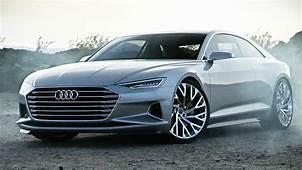 Audi Prologue Concept The Future A9  YouTube