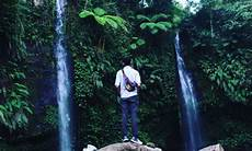 10 Gambar Air Terjun Benang Stokel Lombok Peta Alamat