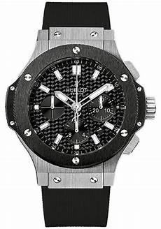 Hublot Bigbang Black Brown hublot big 44mm stainless steel and ceramic watches