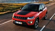 Jeep Compass Trailhawk 2017 Review Car Magazine