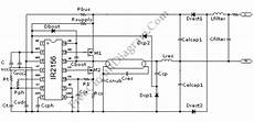 ballast circuit wiring diagrams