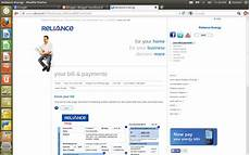 reliance energy electricity bill payment online utility and electricity bills payment