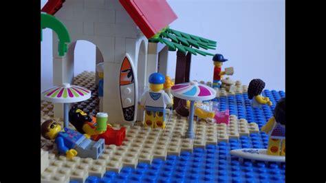 Lego Beach Moc