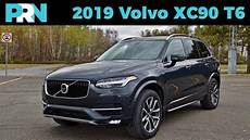 2019 volvo xc90 t6 momentum tour review