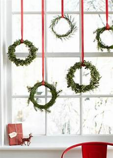 Fensterdeko F 252 R Weihnachten Wundersch 246 Ne Dezente Und