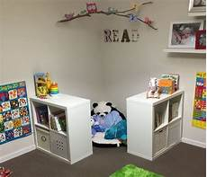 Reading Nook Using Ikea Kallax Shelves Home Care
