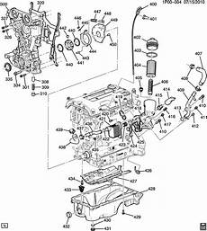Cruze Engine Asm 1 4l L4 Part 4 Pan Related