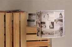 Originelle Fotogeschenke Selber Basteln - photo collage l shade maker crate